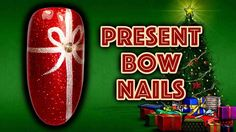 HOW TO PAINT BOWS NAIL ART | CHRISTMAS PRESENT NAILS - TASH'S CHRISTMAS QUICKIES  Christmas is round the corner so I thought that I'd bring you a new special Christmas series of Tash's Christmas Quickies, designed for beginner, intermediate and advanced nail techs and DIY-ers wanting some quick and easy nail art design ideas, for use with nail polish, acrylic or gel polish.  Today in this Christmas nails series, I'm going to show you how to easily paint a bow on nails