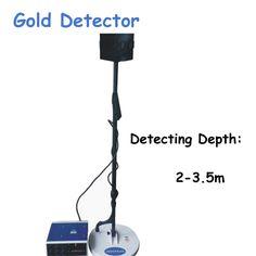 1pc Gold Detector Underground Gold Detector Ground Metal Detector GPX4500F, http://myalphastore.com/shop/1pc-gold-detector-underground-gold-detector-ground-metal-detector-gpx4500f/