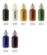 Temptu: The New Hi Definition of Flawless Skin: Use Temptu S/B highly pigmented primary color adjusters like these and add them to customize your liquid foundations, blushes and highlighters. I love  031.  I use it everyday. Finally make up that matches my true skin tone.