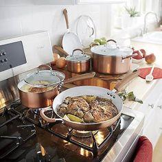 copper kitchen accessories - Google Search