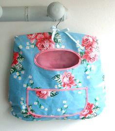 peg bag - need for the van
