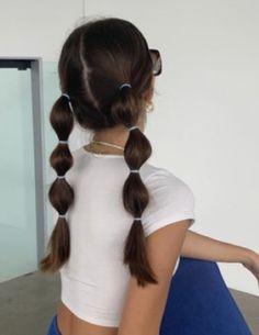 Funky Hairstyles, Hairstyles Haircuts, Hair Inspo, Hair Inspiration, Medium Hair Styles, Short Hair Styles, Good Hair Day, Aesthetic Hair, Hair Hacks