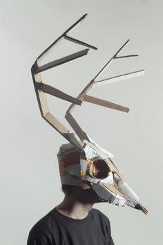 Masks by Joseph Mrva Козлом отпущения может быть каждый