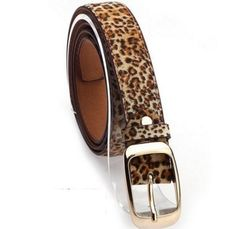 2017 Belts for Women Fashion Belts Cinturones Mujer Ladies Faux Leather Metal Buckle Straps Girls Fashion Accessories Metal Belt, Metal Buckles, Belt Buckles, Leopard Belt, Brown Leopard, Leather Belt Buckle, Faux Leather Belts, Leather Jeans, Fashion Belts