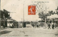 porte des lilas station des trams