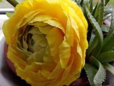 Цветы мускари (мышиный гиацинт) из полимерной глины.  Мастер класс по холодному фарфору - YouTube