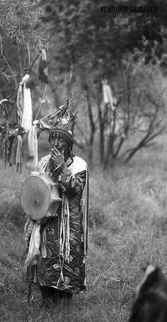 Smoking. Adyg Eeren shamanic society | Flickr - Photo Sharing!
