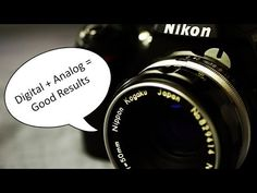 Introduction to the Nikon D40, Video 11 of 12 (Retouch Menu) - YouTube