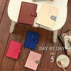 Iconic day by day diary v5