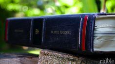 BookBook Travel Journal • Ridble