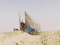Philippe Chancel, Desert