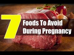 Top 7 Foods To Avoid During Pregnancy