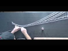 Bridge | String Art DIY | Learn to make your own String Art project with us