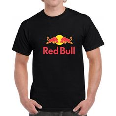 Red Bull Logo Tee Shirts