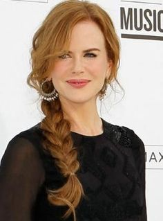 Nicole Kidman Hair B