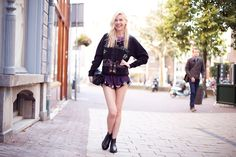 cocorosa / Mixing Prints and Embellishments //  #Fashion, #FashionBlog, #FashionBlogger, #Ootd, #OutfitOfTheDay, #Style