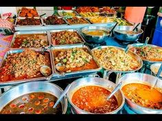 Indian Street Food - Best Street Food Collection Indian Street Food