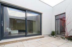 Aluclad Window & Door Refurbishment Project - Signature Aluminium Sliding Doors, Aluminium Cladding, Sliding Patio Doors, Casement Windows, Windows And Doors, Sash Windows, Grill Door Design, Window Glazing, Stained Glass Door