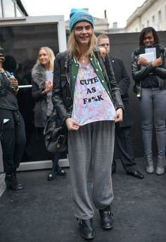cara delevingne street style | Tumblr