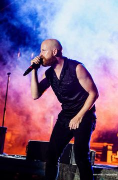 Red at Ichthus 2015
