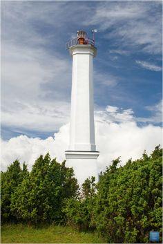 Sõmeri lighthouse, Sõmeri peninsula, Estonia