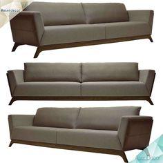 Mais uma de sofás com estilo! Living Dereiar! #aserdecor #sofas #estilo #designdeinteriores #decor  WWW.ASERDECOR.COM.BR/SOFAS