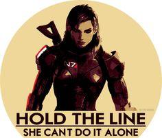 femshep commander shepard mass effect 3 mass effect retakeme3 hold the ...