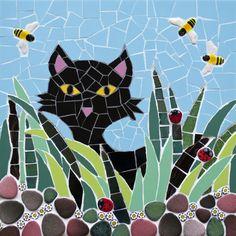 Mosaic Birdbath, Mosaic Garden Art, Mosaic Tile Art, Mosaic Artwork, Mosaic Diy, Mosaic Glass, Mosaic Designs, Mosaic Patterns, Mosaic Art Projects