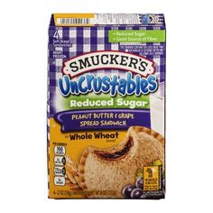 Quick Snacks, Quick Easy Meals, Smuckers Uncrustables, Barley Flour, Kids Lunch Bags, Campfire Food, Whole Wheat Bread, Love Eat, Dessert