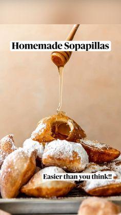 Mexican Dessert Recipes, Summer Dessert Recipes, Mini Desserts, Healthy Dessert Recipes, Just Desserts, Delicious Desserts, Sweet Recipes, Easy Recipes, Meal Ideas