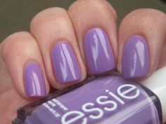 Essie play date... Bright yet light purple