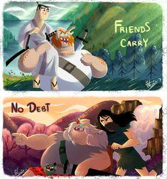 True Friend is by wernwern on @DeviantArt