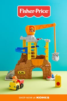 Get the perfect toys for playtime at Kohl's. Help your little one learn with fun toys from Fisher Price that they'll look forward to playing with every day. And with the holidays right around the corner, it's never too early to shop the top toys of the ye Activities For Kids, Crafts For Kids, Toys For 1 Year Old, Ideal Toys, 90s Toys, Lego Toys, Fisher Price Toys, Toys Online, 3 Online