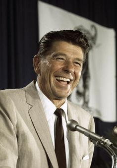 RONALD REAGAN.....just the best!