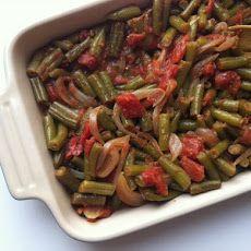 Lebanese Green Beans (Lubee)