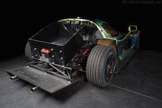 Panoz Esperante GTR-1 Le Mans (Chassis 1P9PA3828VR213001) High Resolution Image