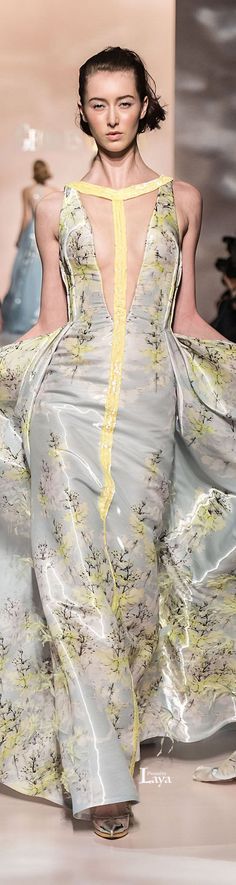 GEORGES CHAKRA Spring-Summer 2015 COUTURE
