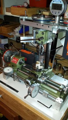 Modifications and Improvements to a Unimat SL 1000 Lathe