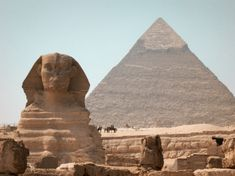 Today, the Pyramids of Giza stand as the last remaining of the Seven Wonders of the ancient world. But what did the pyramids mean to the ancient Egyptians who constructed them? The following text explores what these amazing landmarks meant to their builders, and why they put such effort into creating these enormous structures in a period when they had little more to rely on than human labor and their own ingenuity.