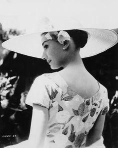 Lovely, lovely, lovely Audrey.