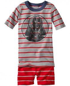 Darth Vader Kids Short Pajamas - #ImperialPJs