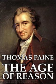 Read The Age of Reason by Thomas Paine-Really. The Crisis Thomas Paine, Common Sense Thomas Paine, Book Club Books, Good Books, Books To Read, Book Clubs, Philosophy Books, Self Publishing, Social Science