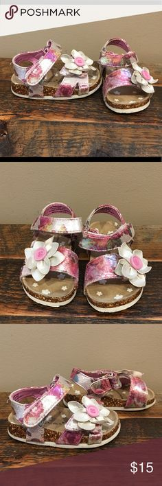 Rampage Girls Sandals sz 5C Excellent condition, maybe worn once or twice. These are so adorable! Toddler size 5.  Please check out my closet for more awesome kids items! Bundle for savings  Rampage Shoes Sandals & Flip Flops