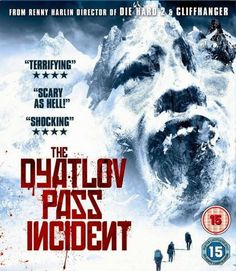 The Dyatlov Pass Incident - thought this was great, bit slow in places but a very enjoyable found footage film.