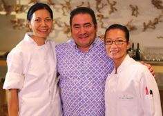 Emeril's Florida: Emeril with BT and Sous Chef