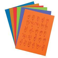 ASL folders