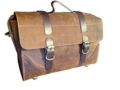 John Shooter Leather Cartridge Magazine Bag - Distressed Brown One of our very first designs this thick leather shot gun magazine cartridge bag