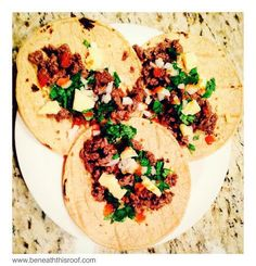 #tacos #streettacos #homemade #organic #yum #dinner #fresh #mexican #beef