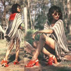 Fyi Poncho - You will rise - Alana Ruas