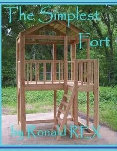 NEW The Simplest Fort by Ronald Rex Paperback Book (English) Free Shipping – Common Shopping